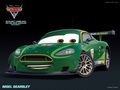 Nigel Gearsley - disney-pixar-cars-2 wallpaper