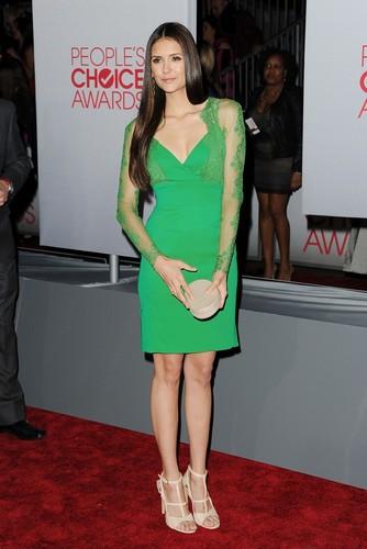 Nina at People's Choice Awards 2012