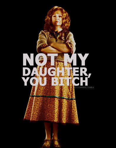 Not My Daughter You, B*tch!