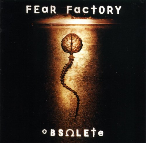 Fear Factory Hintergrund titled Obsolete