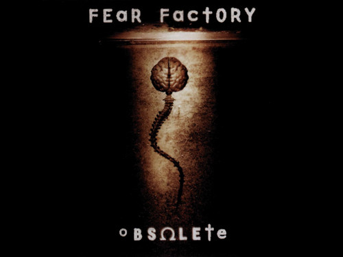 Fear Factory Обои entitled Obsolete