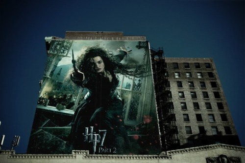 Oh Hail Bellatrix <3