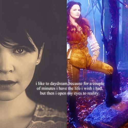 Mary/Snow White