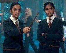 Parvati and Padma