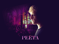 Peeta - peeta-mellark-and-katniss-everdeen wallpaper