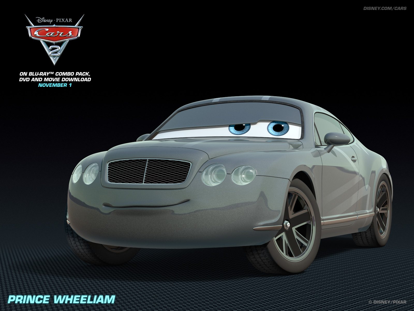 prince wheeliam disney pixar cars 2 wallpaper 28262213