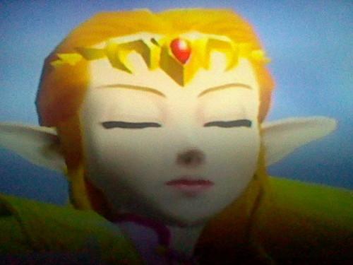 Princess Zelda In Melee