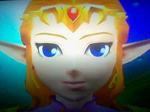 Princess Zelda In Melee