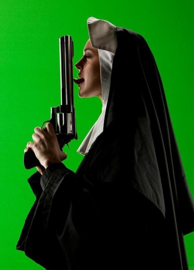 Production 사진 - Lindsay Lohan
