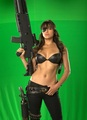 Production picha - Michelle Rodriguez