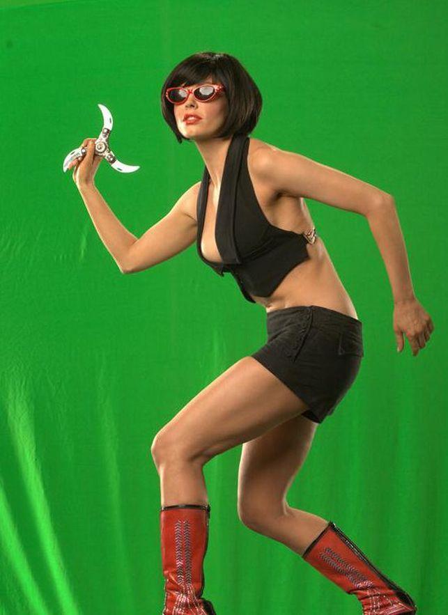 Production चित्रो - Rose McGowan