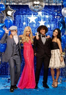 High School Musical 3 바탕화면 called Prom <3