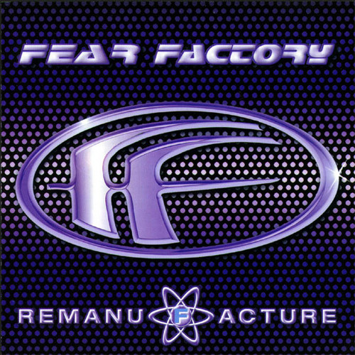 Fear Factory fond d'écran entitled Remanufacture