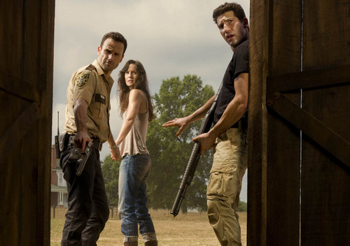 Rick,Lori and Shane