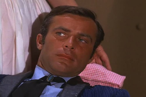 Wild Wild West wallpaper possibly with a business suit entitled Robert Conrad as Jim West