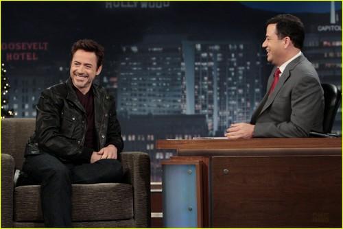 Robert Downey Jr.: 'I Am Not A Method Actor'