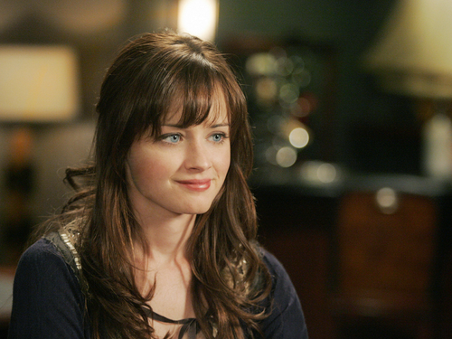 Gilmore Girls fond d'écran probably with a portrait titled Rory