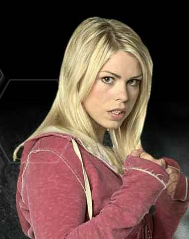 Doctor Who for Whovians! wallpaper containing a portrait titled Rose Tyler