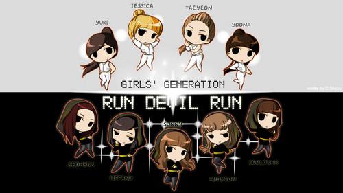 SNSD - Run Devil Run