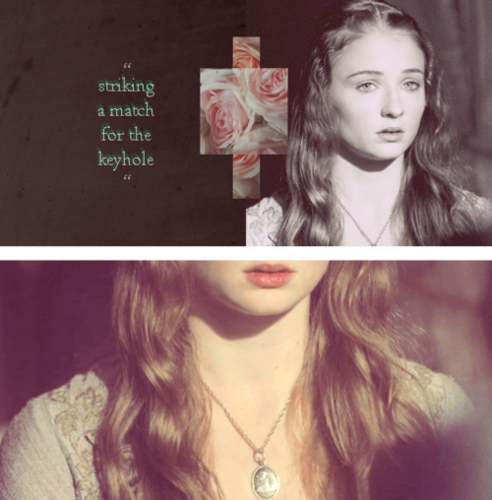 Sansa Stark Hintergrund probably containing a sign called Sansa Stark
