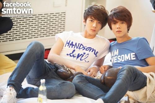 Se Hun & Lu Han