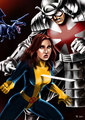 Shadowcat - x-men fan art