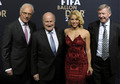 "Shakira - ""FIFA Ballon d'Or 2011"" - (January 9, 2012)"
