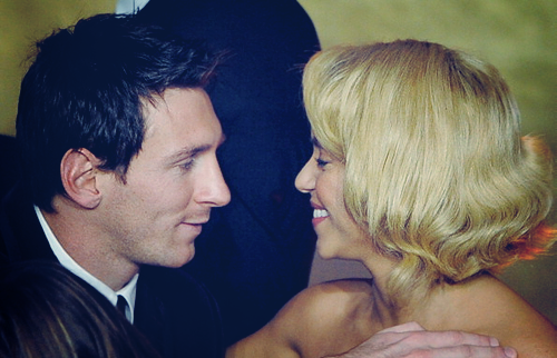 "Lionel Messi & Shakira - ""FIFA Ballon d'Or 2011"" - (January 9, 2012) - shakira Photo"