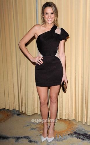 Shantel VanSanten: Forevermark & InStyle Golden Globe Event