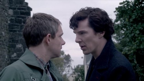 Sherlock S02E02 The Hounds of Baskerville - sherlock-on-bbc-one Screencap