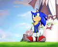 sonic-the-hedgehog - Sonic Unleashed ending screencap