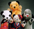 Sooty, Soo, Scampi, and Sweep - sooty-show photo