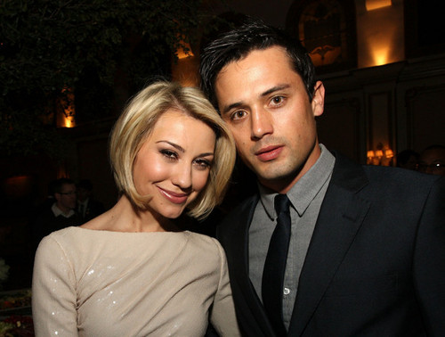 Stephen and Chelsea Kane at TCA event 1/12/12