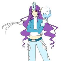 Suicune girl
