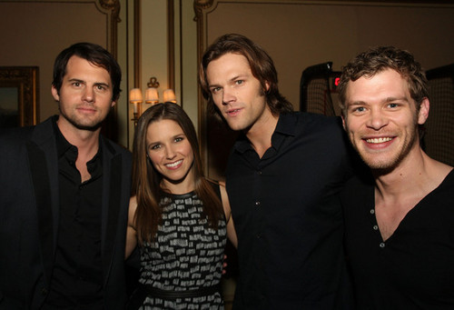 """TCA's """"Bad-Ass Boys of the CW"""" Panel"""