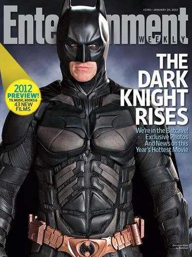 TDKR Entertainment Weekly Cover - the-dark-knight-rises Photo