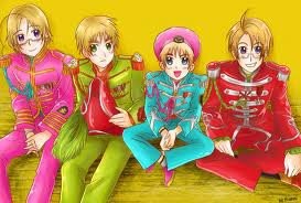 Hetalia wallpaper possibly containing anime called THIS.
