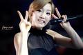 Taeyeon @ Dramatic Live Athena संगीत कार्यक्रम