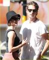 Teresa Palmer & Scott Speedman: Sydney Sweethearts