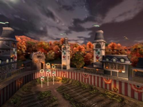 The American Quidditch Stadium
