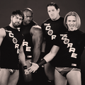 The Corre - wade-barrett-justin-gabriel-heath-slater photo
