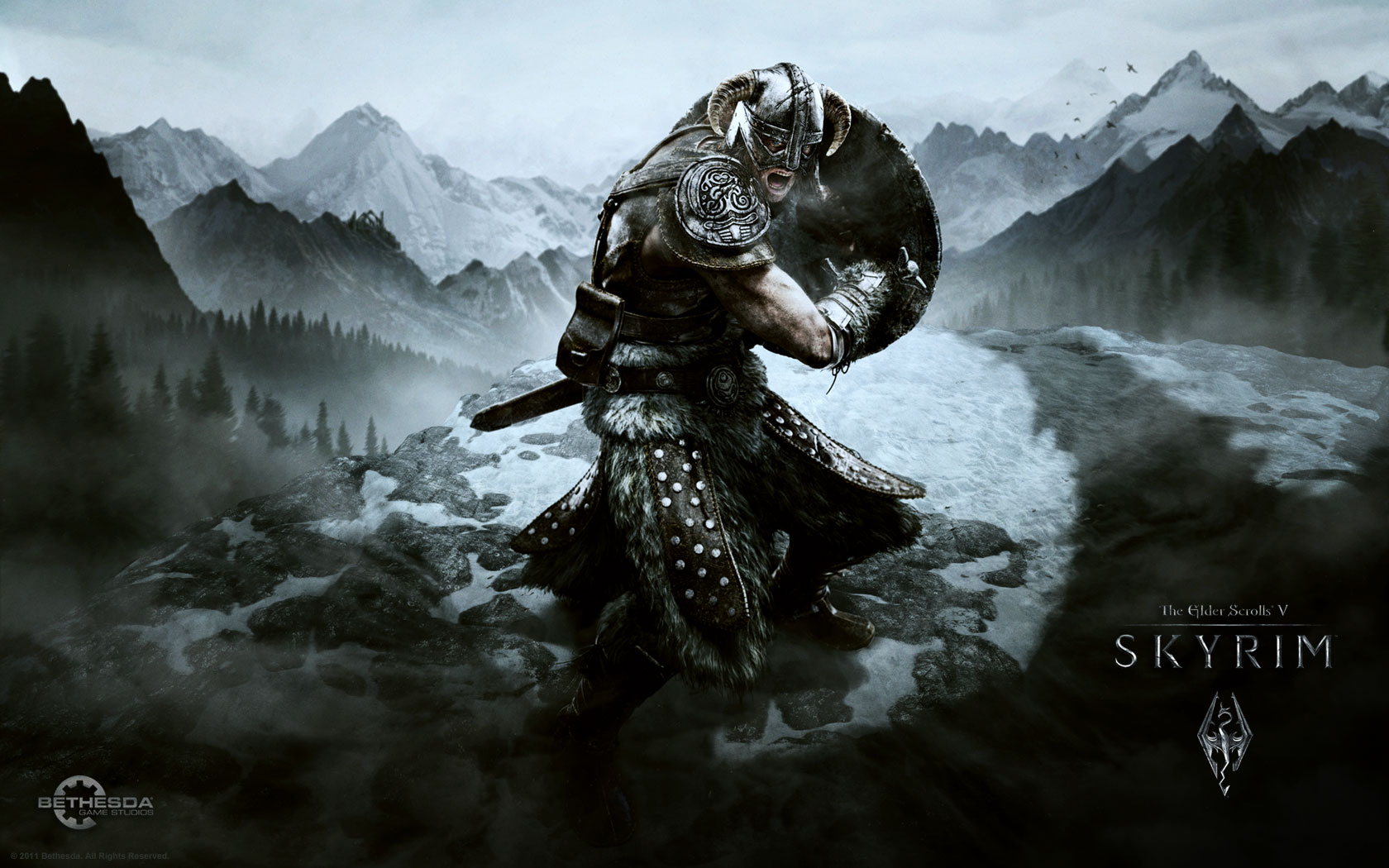 The elder scrolls v skyrim rutor - c4