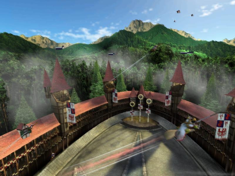The German Quidditch Stadium - Quidditch World Cup Photo ...
