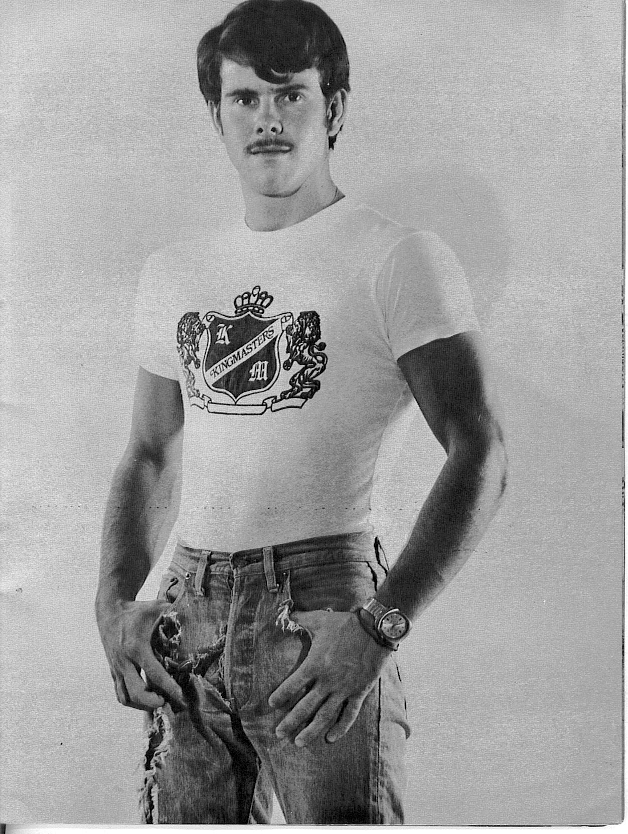 Vintage Beefcake The Levis Guys