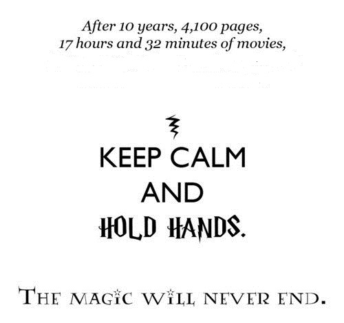 The Magic Never Ends