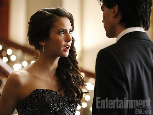 The Vampire Diaries 3x14 Dangerous Liaisons