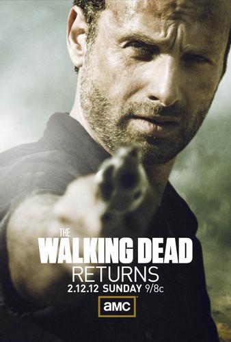 The Walking Dead - Season 2.5 - Promotional Poster