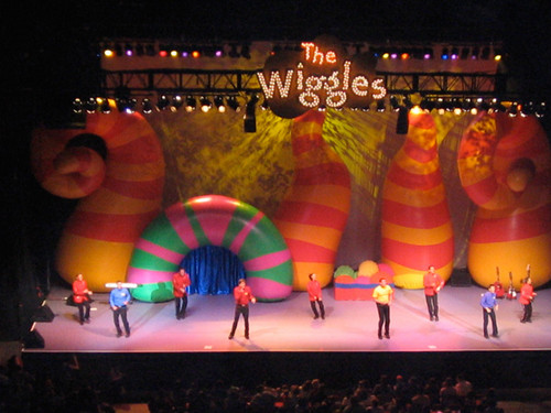 The Wiggles Live Hot Potatoes