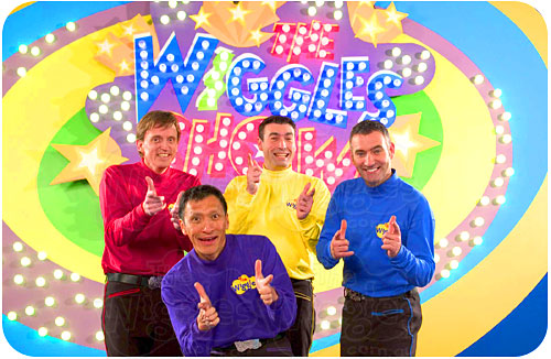 The Wiggles 表示する