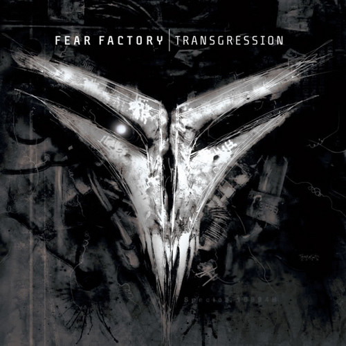 Fear Factory wolpeyper titled Transgression
